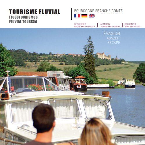 Tourisme fluvial en Bourgogne-Franche-Comté