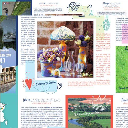 Carte Vesoul Val de Saône