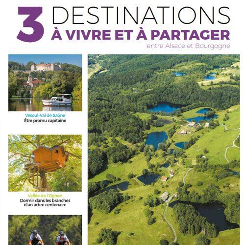 Guide touristique Haute-Saône