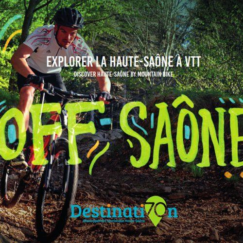 Off Saône : explorez la Haute-Saône à VTT