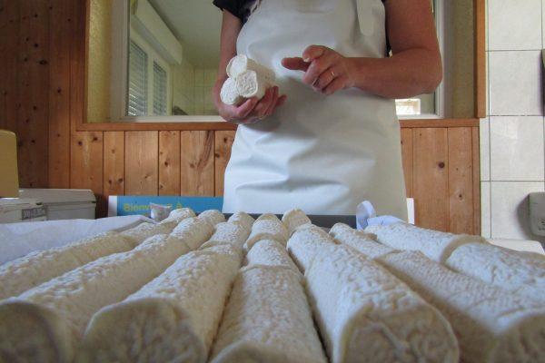 Goûter aux meilleurs fromages locaux