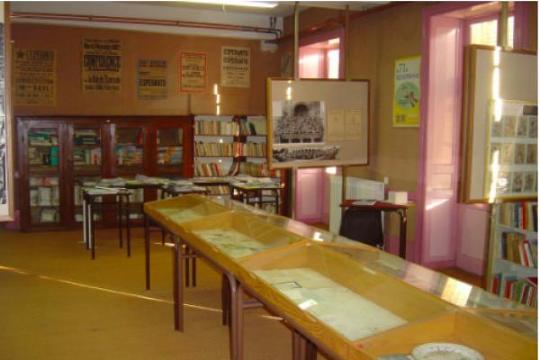 Découvrir un musée unique : celui de l'Esperanto
