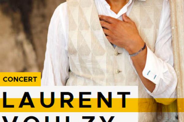 7 octobre : Laurent Voulzy à Gray !