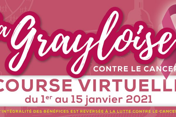 Course virtuelle la grayloise