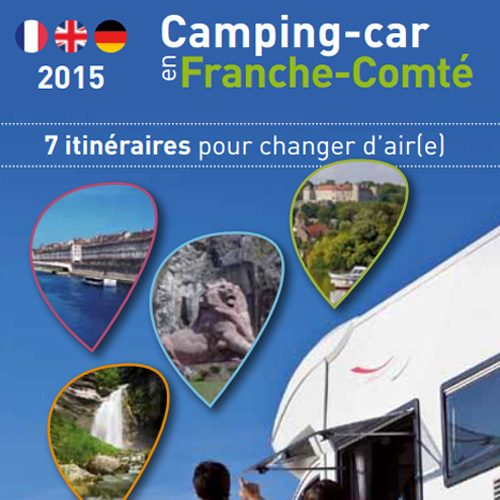The Franche Comté by camping-car