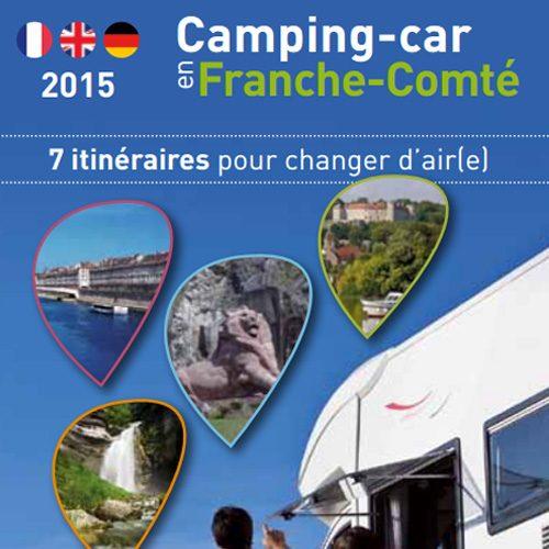 Franche Comté met de campingcar