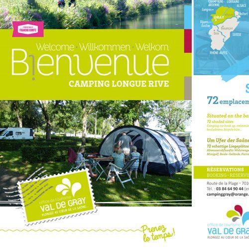 Camping Longue Rive - Gray