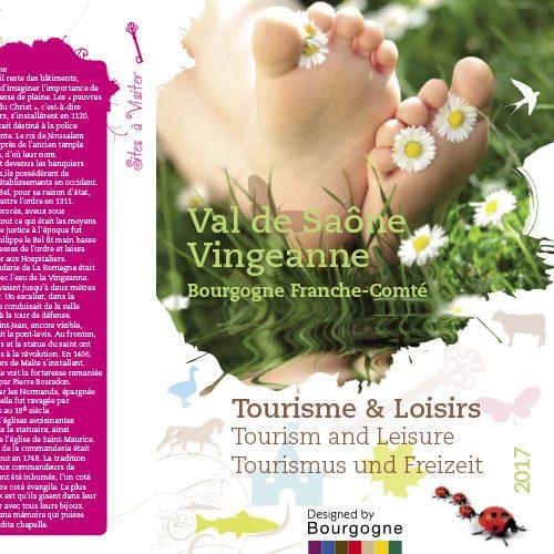 Guide Val de Saône Vingeanne 2017