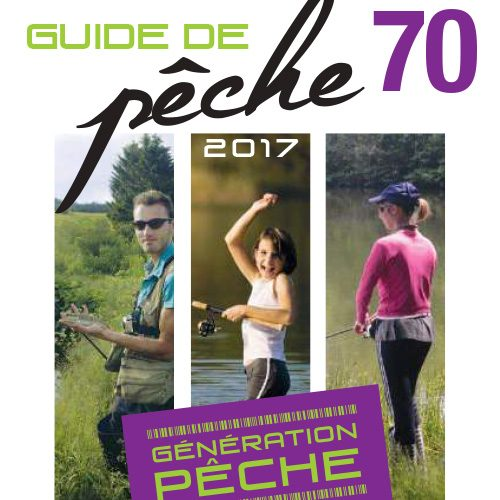 Guide of fishing in the Haute Saône