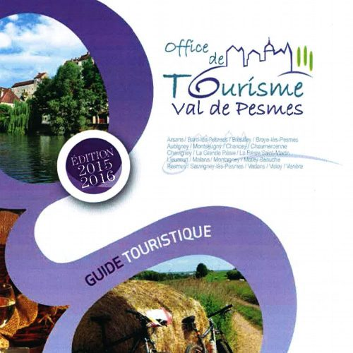Toeristische gids van de Val de Pesmes