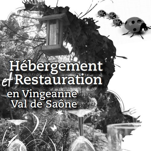 Hebergement et restauration Vingeanne Val de Saône