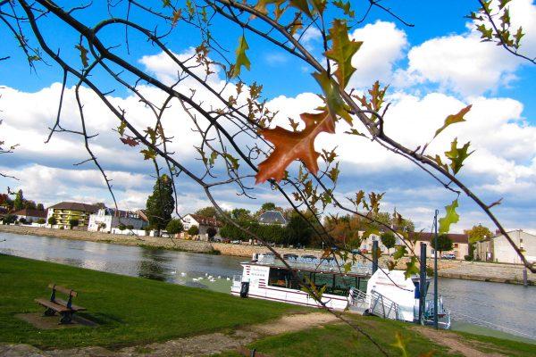 Naviguer sur la Saône le temps d'une balade commentée