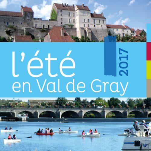 L'ete en Val de Gray 2017