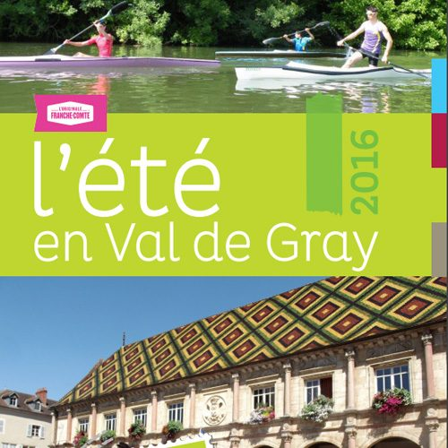 Summer in Val de Gray