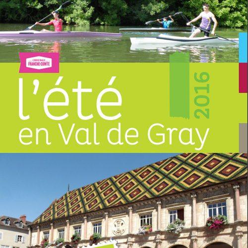 Summer in Val de Gray