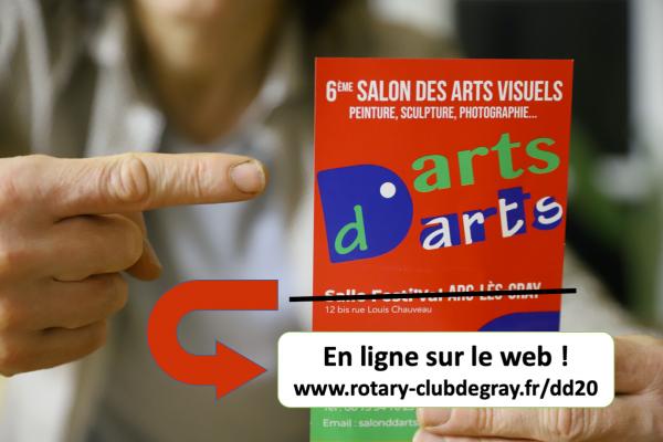 D'arts d'arts sur le web !